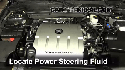 2006 Cadillac Dts Engine Diagram Fix Power Steering Leaks Cadillac Dts 2006 2011 2009