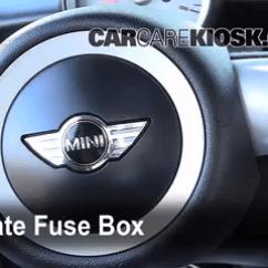 Kz1000 Wiring Diagram D4120 Duct Smoke Detector Mini Cooper Clubman Fuse Box Interior Location 2008 2015 2009 Cooperlocate And Remove