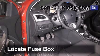 2010 Toyota Corolla Parts Diagram Wiring Interior Fuse Box Location 2009 2015 Renault Megane