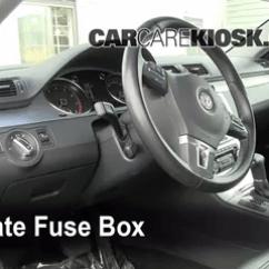 2002 Vw Passat Fuse Diagram Of Gothic Church Interior Box Location 2009 2017 Volkswagen Cc Luxury 2 0l 4 Cyl Turbo Check