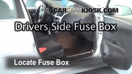 2005 chevy malibu interior fuse box diagram cobalt ss 4 door