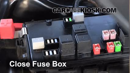 2013 Nissan Maxima Fuse Box Control De Fusible Quemado En Dodge Challenger 2008 2019