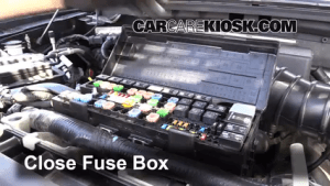 Replace a Fuse: 20092014 Ford F150  2010 Ford F150 SVT