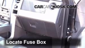 Interior Fuse Box Location: 20092014 Ford F150  2010