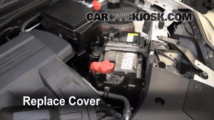 Gmc Envoy Wire Diagram Battery Replacement 2012 2015 Chevrolet Captiva Sport