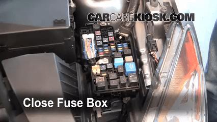 98 Mazda Protege Fuse Box Diagram Replace A Fuse 2010 2013 Mazda 3 2010 Mazda 3 I 2 0l 4 Cyl