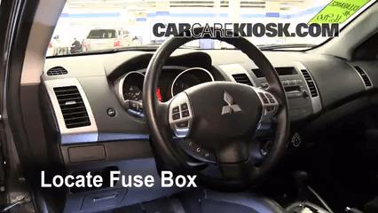 2008 Lancer Interior Fuse Box Diagram