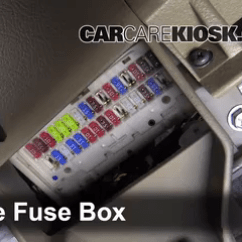 2006 F150 Wiring Diagram Plumbing A Toilet Drain Interior Fuse Box Location: 2006-2012 Toyota Rav4 - 2009 2.5l 4 Cyl.