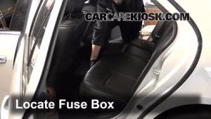 2004 Cadillac Srx Fuse Box   Wiring Diagram