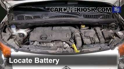 Citroen C3 Battery