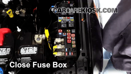 2013 Ford Fusion Fuse Box Diagram Blown Fuse Check 2005 2011 Mercury Mariner 2008 Mercury