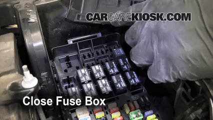 Mustang Stereo Wiring Diagram Replace A Fuse 2010 2019 Ford Taurus 2011 Ford Taurus