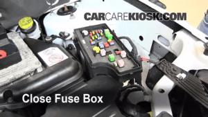 Interior Fuse Box Location: 20072012 Dodge Caliber  2008