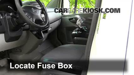 Fuse Diagram Cambio De Fusible De Mercedes Benz Sprinter 2500 2007 2018