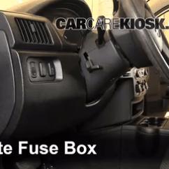 Mitsubishi Outlander Radio Wiring Diagram Wire Symbols Interior Fuse Box Location: 2004-2011 Endeavor - 2011 Ls 3.8l V6
