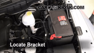 Battery Replacement: 20092010 Dodge Ram 1500  2009 Dodge