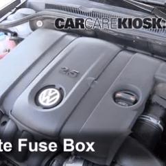 2006 Jetta Tdi Fuse Diagram Nissan Xterra Trailer Wiring Blown Check 2011 2017 Volkswagen