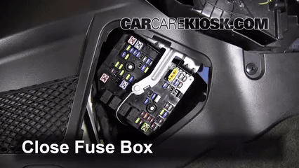 Chevy Trailblazer Trailer Wiring Diagram 2012 2015 Chevrolet Captiva Sport Interior Fuse Check