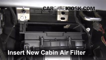 Fuse Diagram Cabin Filter Replacement Dodge Avenger 2008 2014 2010