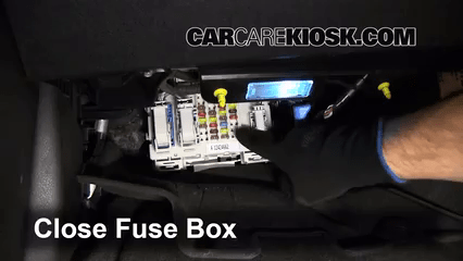 Ford Taurus Ses Wiring Interior Fuse Box Location 2012 2018 Ford Focus 2012