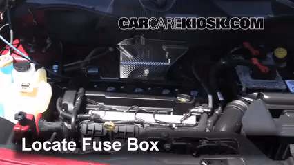 Interior Fuse Box Location 2007 2017 Jeep Patriot Kia Rondo
