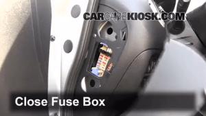 Interior Fuse Box Location: 20112017 Nissan Juke  2012