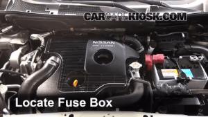 Blown Fuse Check 20112017 Nissan Juke  2012 Nissan Juke
