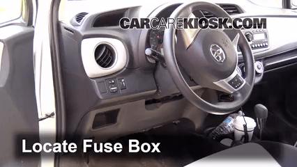 2002 Mitsubishi Eclipse Gt Radio Wiring Diagram Interior Fuse Box Location 2012 2018 Toyota Yaris 2012