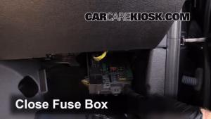 Interior Fuse Box Location: 20072013 BMW X5  2013 BMW X5