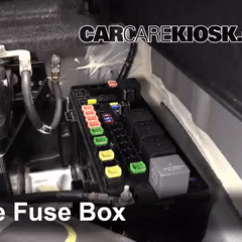 Dodge Charger Fuse Box Diagram Speaker Wiring For 2006 Chevy Silverado Interior Location 2011 2014 2013 Se 3 6l V6 Flexfuel