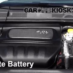 2016 Dodge Dart Sxt Radio Wiring Diagram Free Vehicle Diagrams Pdf Battery Replacement 2013 2 0l