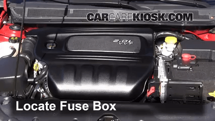 2016 dodge dart sxt wiring diagram 2010 visio er check the belts 2013 2 0l 4 cyl fuse engine replace