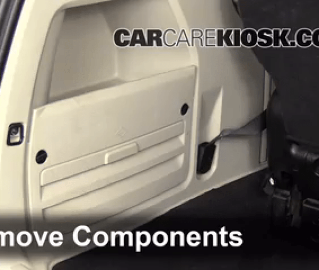 Fix A Flat Tire Dodge Grand Caravan 2008 2017