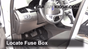 2013 Ford Expedition Fuse Box  Trusted Wiring Diagrams