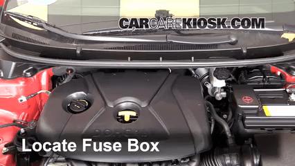 2017 Hyundai Elantra Fuse Box - Wiring Library
