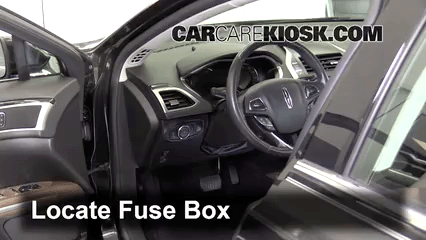 Ford Fusion Hybrid Fuse Box 2013 2019 Lincoln Mkz Interior Fuse Check 2013 Lincoln