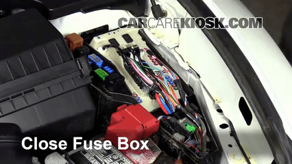 2014 Nissan Pathfinder Wiring Diagram Replace A Fuse 2009 2014 Nissan Maxima 2009 Nissan