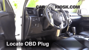 Engine Light Is On: 20102019 Toyota 4Runner  What to Do
