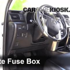 1995 Toyota 4runner Wiring Diagram Solar Street Light Fuse Box Interior Location 2010 2017 2013