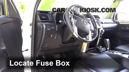 Fuse Interior Part on 97 toyota 4runner wiring diagrams