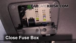 Interior Fuse Box Location: 20142019 Jeep Cherokee  2014