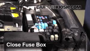 Replace a Fuse: 20142017 Mazda 3  2014 Mazda 3 Touring 2