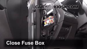 Interior Fuse Box Location: 20142017 Nissan Rogue  2014 Nissan Rogue SL 25L 4 Cyl