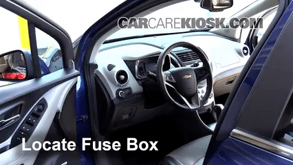 Chevy Wiring Diagram Blower Not Working Interior Fuse Box Location 2015 2019 Chevrolet Trax