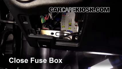 Fuse Box On 2013 Dodge Dart Interior Fuse Box Location 2015 2017 Chrysler 200 2015