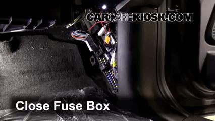 2006 Ford F 150 Fuse Box Diagram Interior Fuse Box Location 2007 2017 Ford Expedition