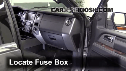2000 expedition fuse panel diagram house wiring software interior box location 2007 2017 ford 2015 locate and remove cover