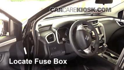 2013 Nissan Sentra Wiring Interior Fuse Box Location 2015 2017 Nissan Murano 2015