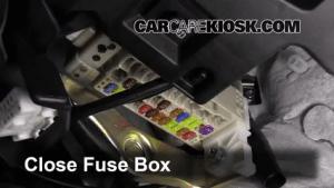 Interior Fuse Box Location: 20122017 Toyota Yaris  2015 Toyota Yaris LE 15L 4 Cyl Hatchback