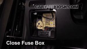 20162017 Kia Sorento Interior Fuse Check  2016 Kia Sorento LX 33L V6